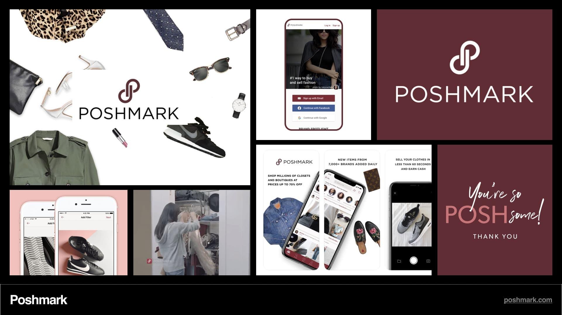 Poshmark Branding.