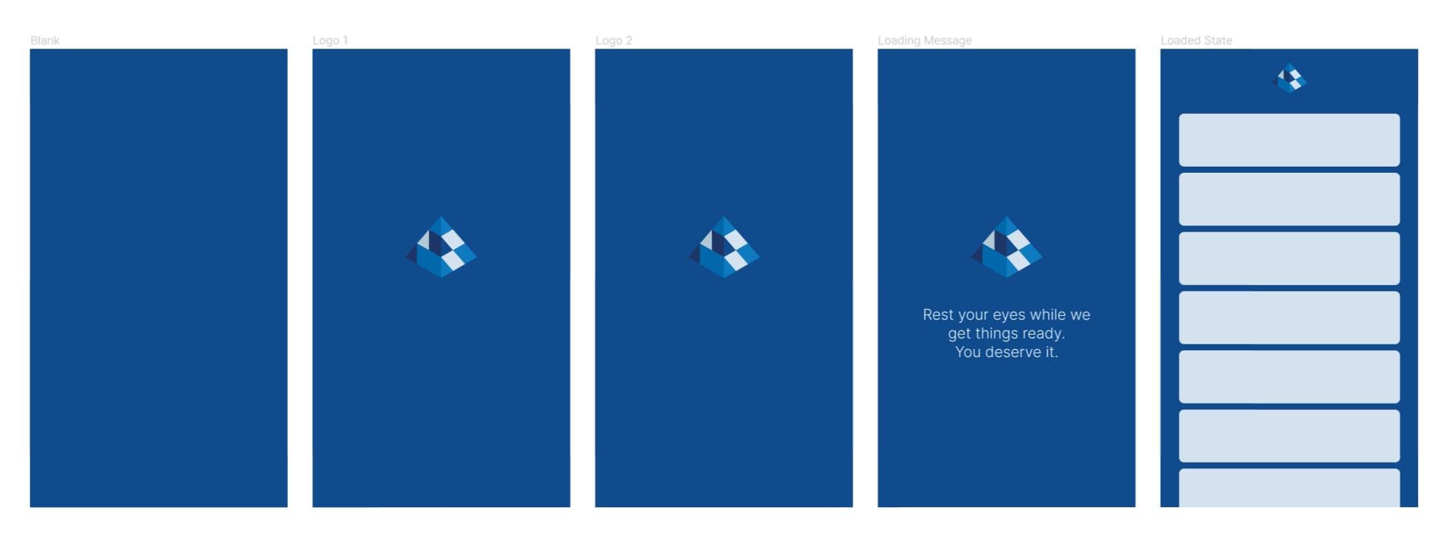 Figma Blue Prism prototype.