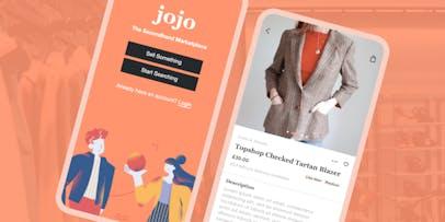 JoJo Marketplace theme design