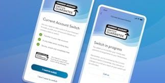 thinkmoney Current Account Switch Design.